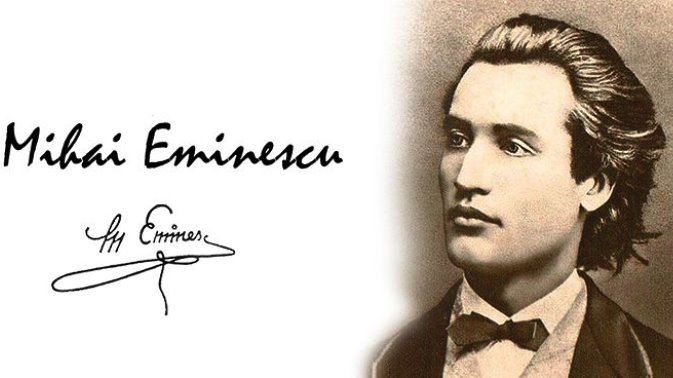 Poetul naţional al românilor, Mihai Eminescu, s-a născut la 15 ...