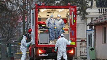 la stampa infecţii România