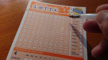loterii din Italia