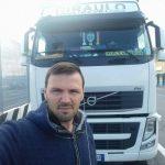 Şofer român de TIR dispărut