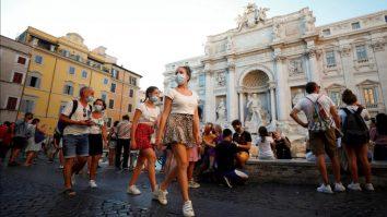infectări Italia