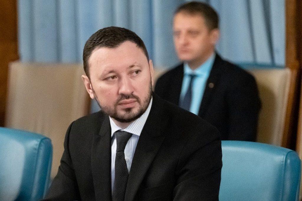 Mircea Fechet, candidat PNL Bacau la Camera Deputatilor