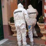 românca moartă italia