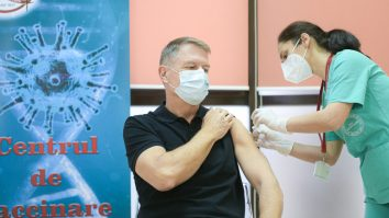iohannis vaccin