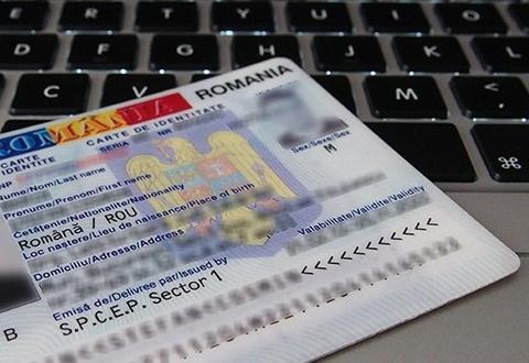 carte de identitate electonica