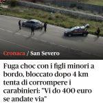 romani mituiasca carabinieri