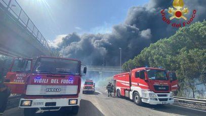 incendii italia