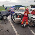 accident rutier romania