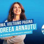 andreea arnautu candidat roma