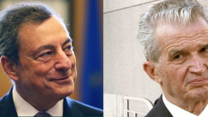 Draghi Ceausescu