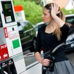 preţul benzinei
